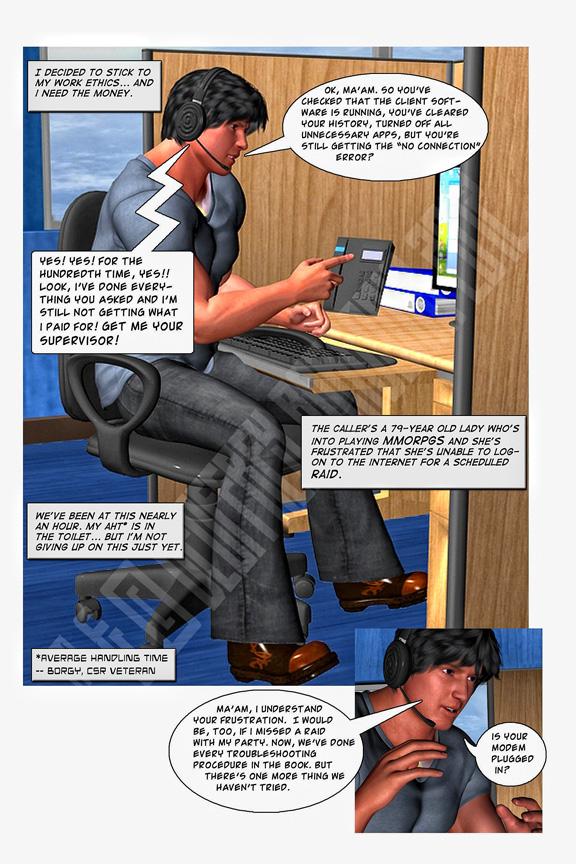 SERVANT #1 Page 11