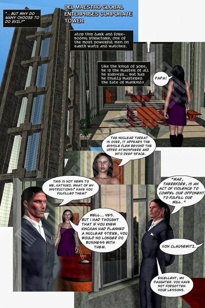 SERVANT - SERVANT #1 Page 24