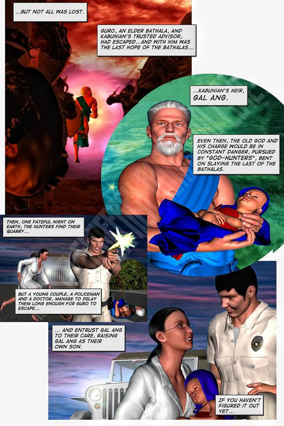 SERVANT#1 Page 3