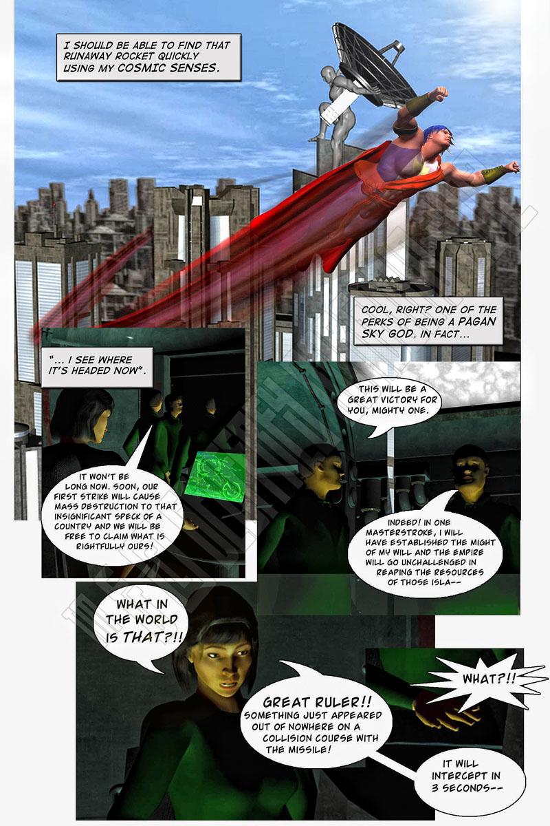 SERVANT #1 Page 17
